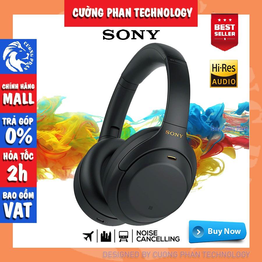 Tai Nghe Chụp Tai Chống Ồn Sony WH-1000XM4 Chính Hãng Sony Việt Nam | Bảo Hành 12 Tháng