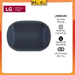 Loa Bluetooth Di Động LG Xboomgo PL2 - Hàng Chính Hãng LGVN