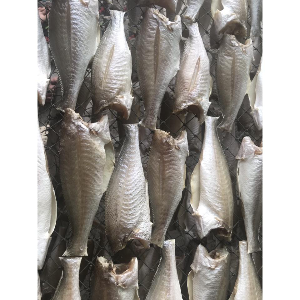 Khô cá lù đù, khô cá đù 1 nắng sạch - loại 1 đặc biệt ngon 500gr - An toàn vệ sinh thực phẩm, dẻ thơm dinh dưỡng cực cao
