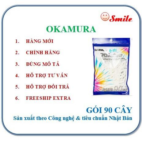 CHỈ NHA KHOA XUẤT NHẬT Okamura//dr.Poilir/Oralkichi/oraltana/Sunny