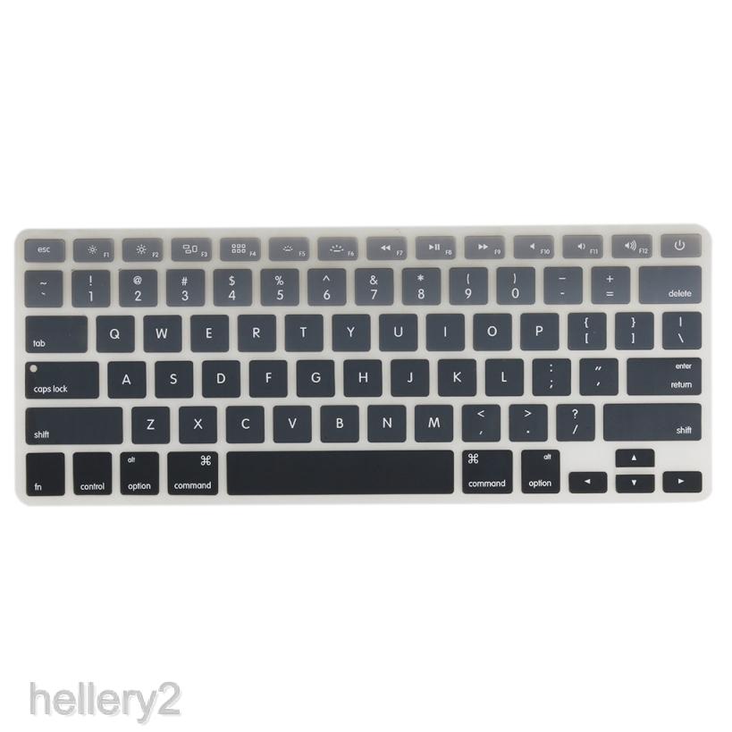 """Tấm Phủ Bàn Phím Silicon Mềm Dành Cho Apple Macbook Air 13 """"15"""" 17 """""""
