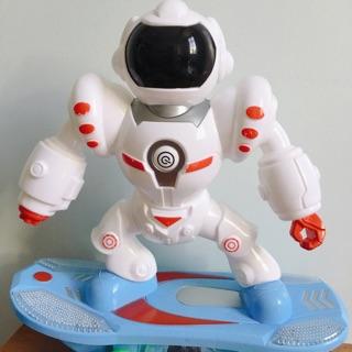 Robot lướt ván