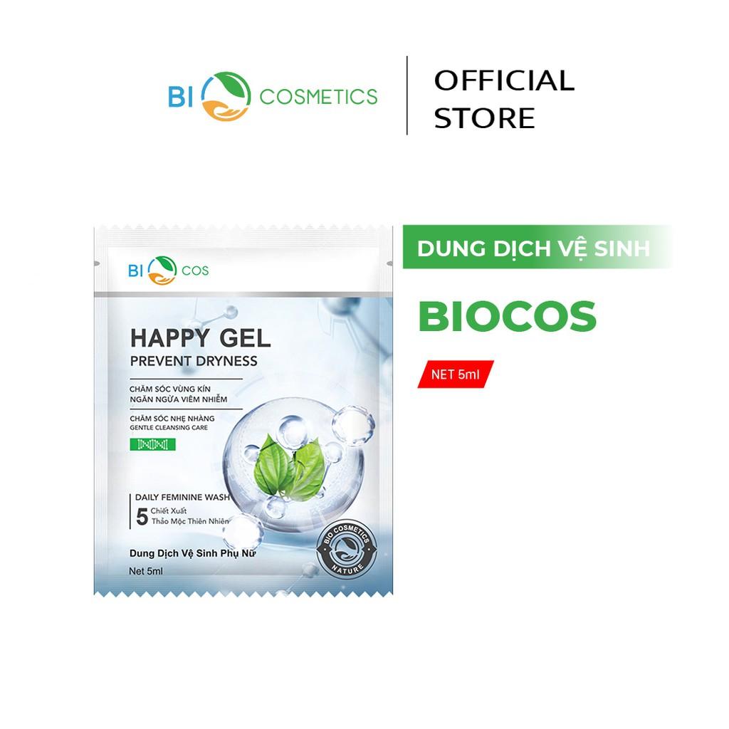 Dung Dịch Vệ Sinh BioCos - Happy Gel 5ml