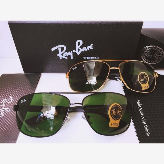Kính R1 mắt kính thuỷ tinh ( tặng hộp )