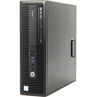 Xác máy tính HP 600 G2 SFF, Main intel Q170 Socket 1151 thế hệ 6