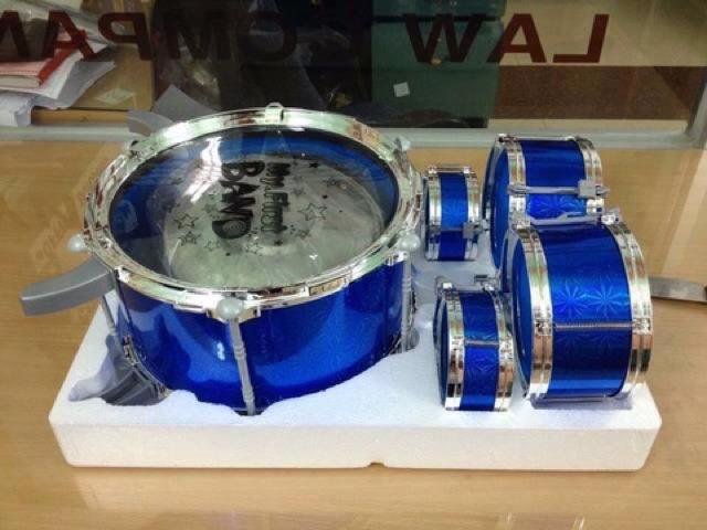 Bộ trống Jazz Drum