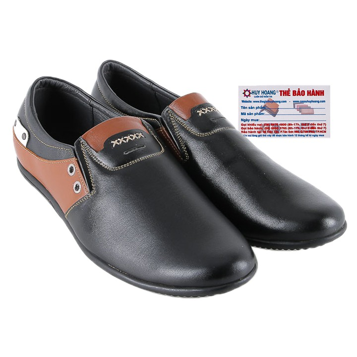 Giày mọi nam da bò cao cấp màu đen phối da HP7783 - 3353071 , 1260513164 , 322_1260513164 , 909000 , Giay-moi-nam-da-bo-cao-cap-mau-den-phoi-da-HP7783-322_1260513164 , shopee.vn , Giày mọi nam da bò cao cấp màu đen phối da HP7783