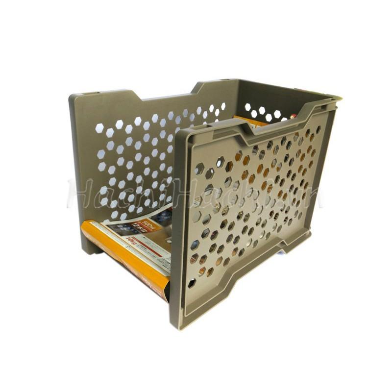 Khay đựng vật dụng chịu lực tối đa 10kg - 2940217 , 1164012396 , 322_1164012396 , 190000 , Khay-dung-vat-dung-chiu-luc-toi-da-10kg-322_1164012396 , shopee.vn , Khay đựng vật dụng chịu lực tối đa 10kg