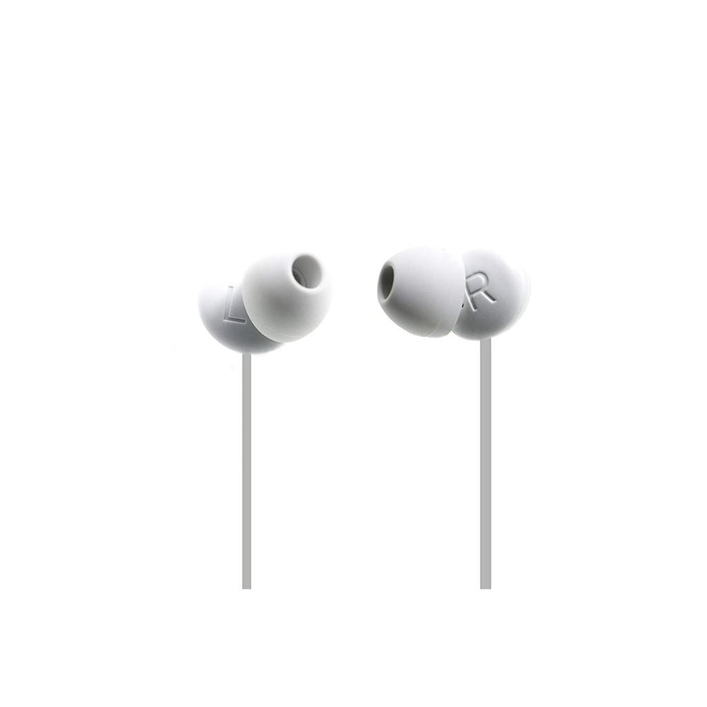 [Mã 267ELSALE hoàn 7% xu đơn 300K] Earphone Philips SHE2405WT/00 - White, with Mic