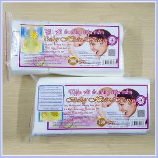 [KSĐSS]Khăn vải khô đa năng Hiền Trang (gói 200 gram)
