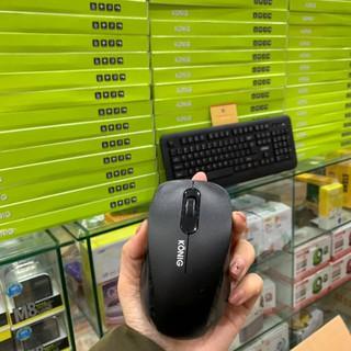 Combo bộ phím chuột KONIG không dây chính hãng mã KC640 thumbnail