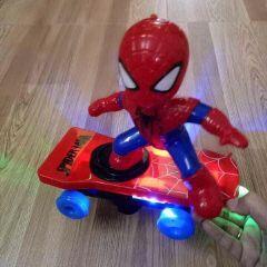 Đồ chơi người nhện trượt ván cho bé - 3307775 , 1197665913 , 322_1197665913 , 98000 , Do-choi-nguoi-nhen-truot-van-cho-be-322_1197665913 , shopee.vn , Đồ chơi người nhện trượt ván cho bé