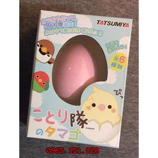 Đồ chơi Trứng thần kỳ Tatsumiya, trứng tương tác nở ra mô hình con vật