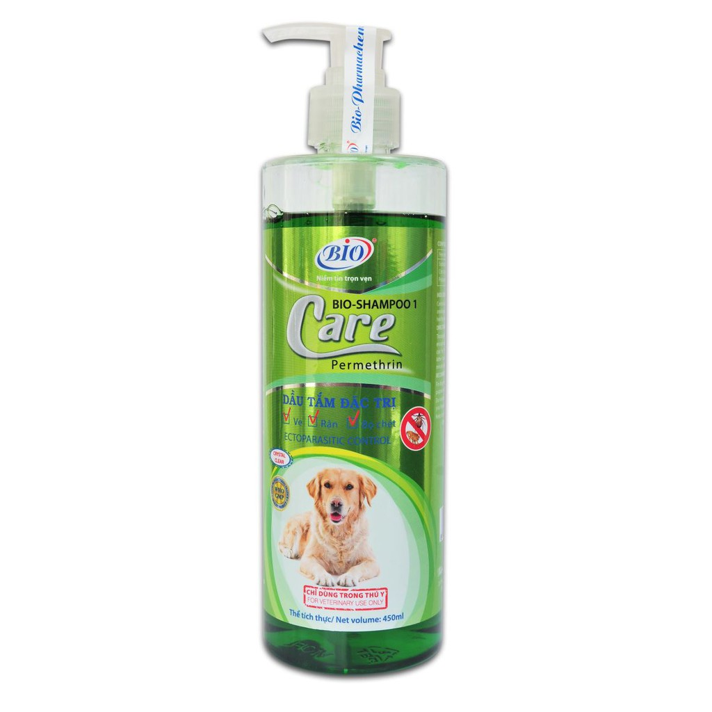 Bio Shampoo Care 450ml