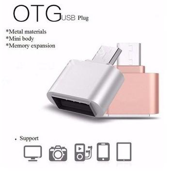 Bộ Chuyển OTG kết nối điện thoại android với thiết bị ngoại vi như chuột, bàn phím,..