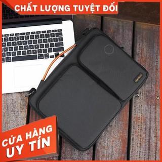Túi Đeo Macbook-Laptop Tomtoc 360 Shoulder Bags 13 15 16inch - Đen tomtoc a42 chống sốc macbook tomtoc thumbnail