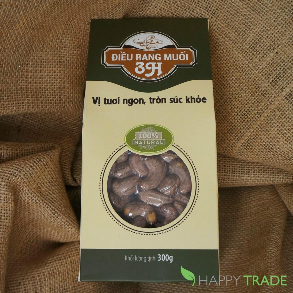 Hạt điều rang muối vỏ lụa 3H trồng tự nhiên hộp 300g - 10013309 , 287440352 , 322_287440352 , 150000 , Hat-dieu-rang-muoi-vo-lua-3H-trong-tu-nhien-hop-300g-322_287440352 , shopee.vn , Hạt điều rang muối vỏ lụa 3H trồng tự nhiên hộp 300g