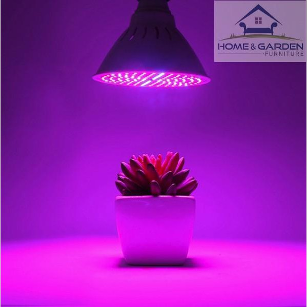 Đèn led trồng cây trong nhà, led trồng cây công nghiệp và hộ gia đình công suất 6W siêu hot mới 2018