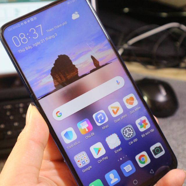 Điện thoại huawei y9 prime 2019 bản 128gb ram 4