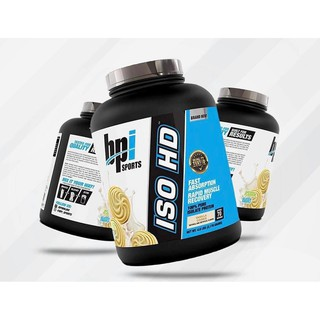 Whey Isolate, Sữa Tăng Cơ, Phát Triển Cơ, Bổ Sung Whey Protein, Iso HD (2.27kg) – Protein Center