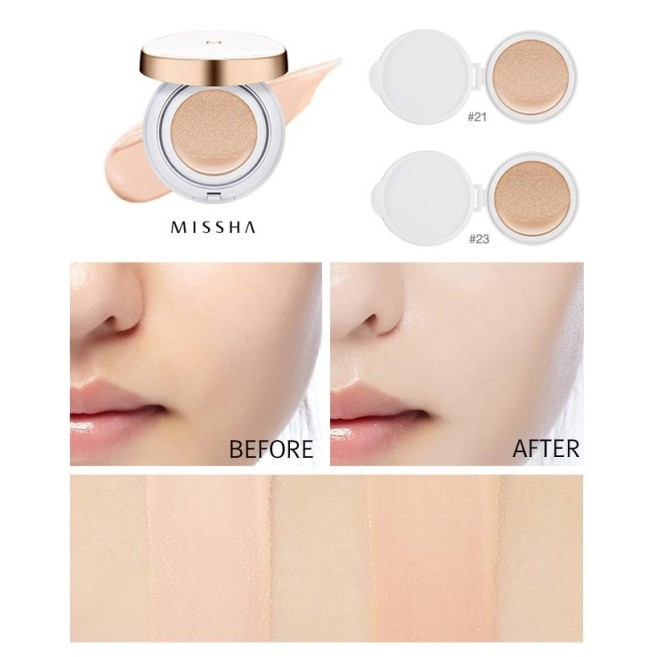 Phấn nước Missha M Magic Cushion Cover