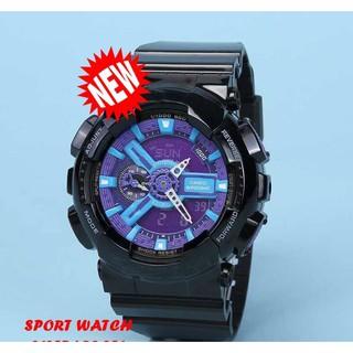 Đồng hồ thể thao nam Ga110- 9 màu lựa chọn