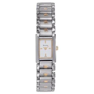 Đồng hồ Nữ Bulova Dây kim Loại 98T40 thumbnail