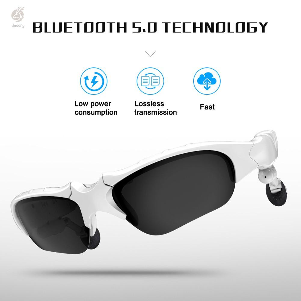 Kính Mát Phân Cực Kết Nối Bluetooth 5.0 Cho Điện Thoại