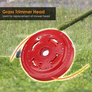 Ready Nylon Grass Trimmer Head Strimmer Grass Brush Cutter Lawn Mower Accessories