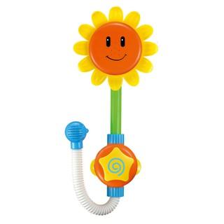 Bông hoa phun nước chạy Pin