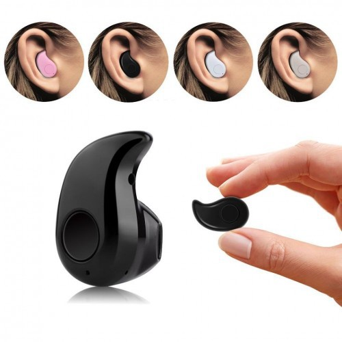 Tai Nghe Bluetooth Công Nghệ V4.0 (Model 2019), Tai Mini Hạt Đậu Siêu Xinh