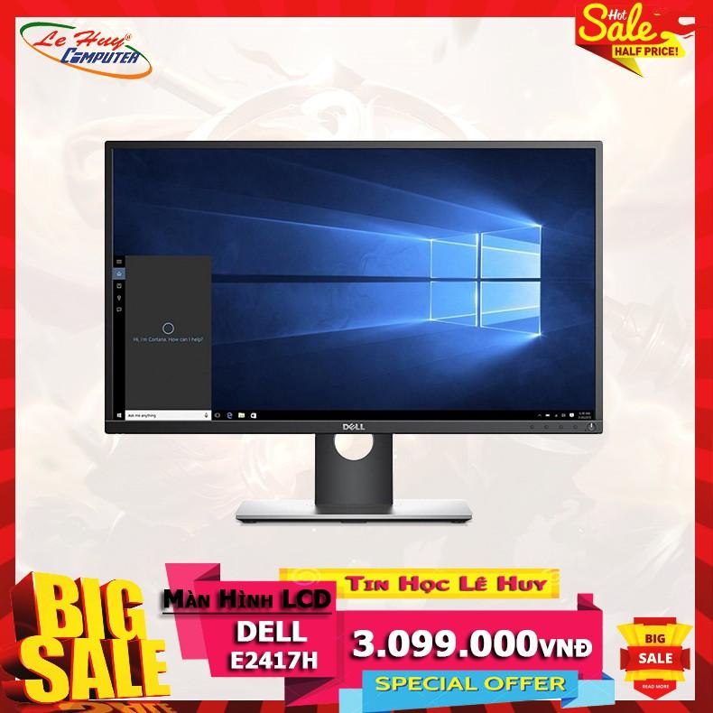 Màn hình máy tính Dell E2417H IPS - 24 inch