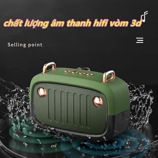 Loa bluetooth không dây thẻ ngoài trời loa mini di động thumbnail