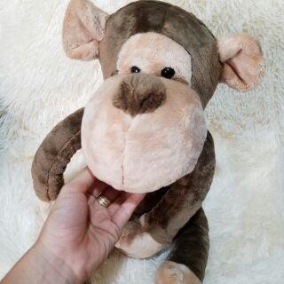 gấu bông con khỉ
