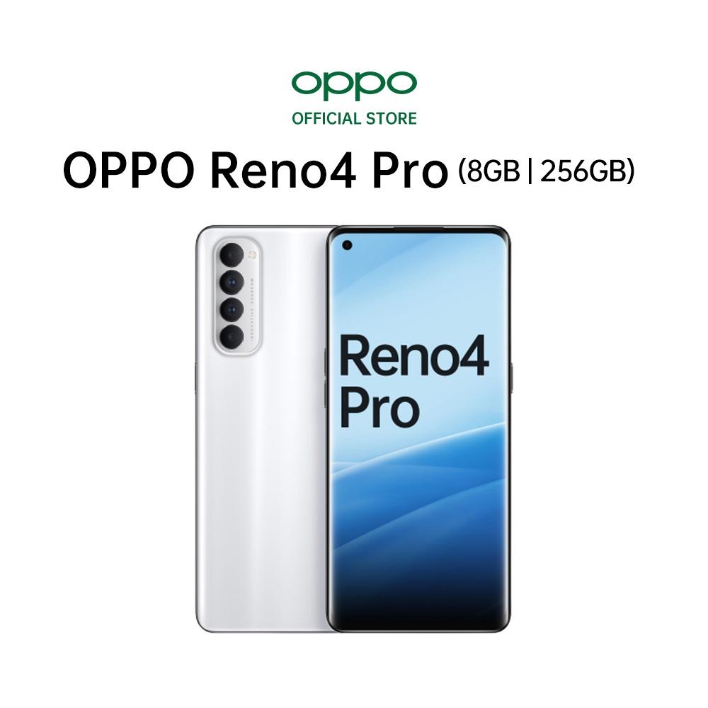 [Mã ELMALL1TR giảm 5% đơn 3TR] Điện Thoại OPPO Reno4 Pro (8GB/256GB) - Hàng Chính