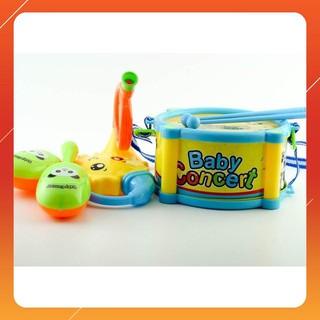 [KAS] Bộ dụng cụ âm nhạc giúp bé thỏa sức sáng tạo Giảm giá