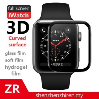 Kính Cường Lực Bảo Vệ Màn Hình Cho Apple Watch 6 5 4 44mm 40mm For Iwatch 1 2 3 42mm 38mm thumbnail