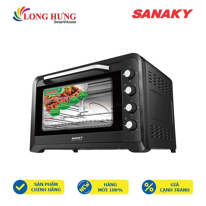 Lò nướng Sanaky 120 lít VH-129 - Hàng chính hãng