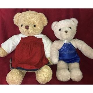 💥Gấu bông teddy mặc đầm 💥