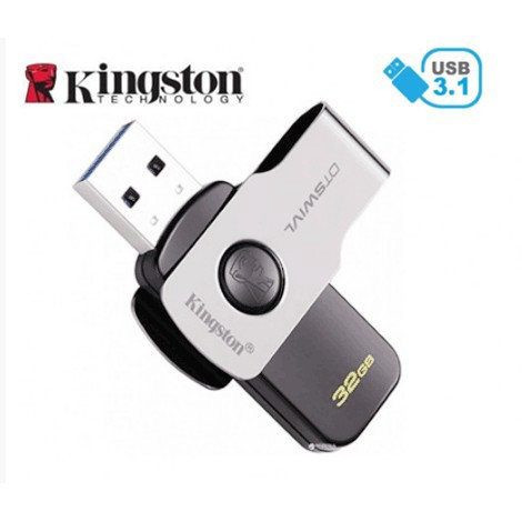 Kingston Data Traveler Swivl USB 3.1 Pendrive 32GB Can rotate
