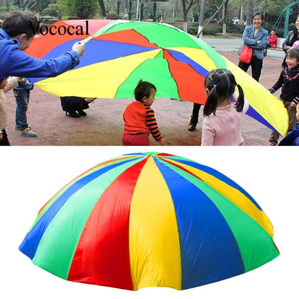 2m Kids Game Play Tent with 8 Handles for Indoor Outdoor Play Team Activity