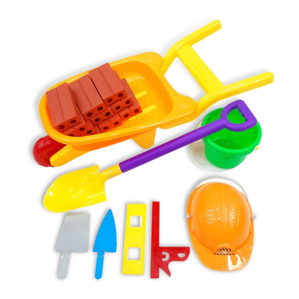 Đồ chơi dụng cụ xây dựng cho bé HT7882