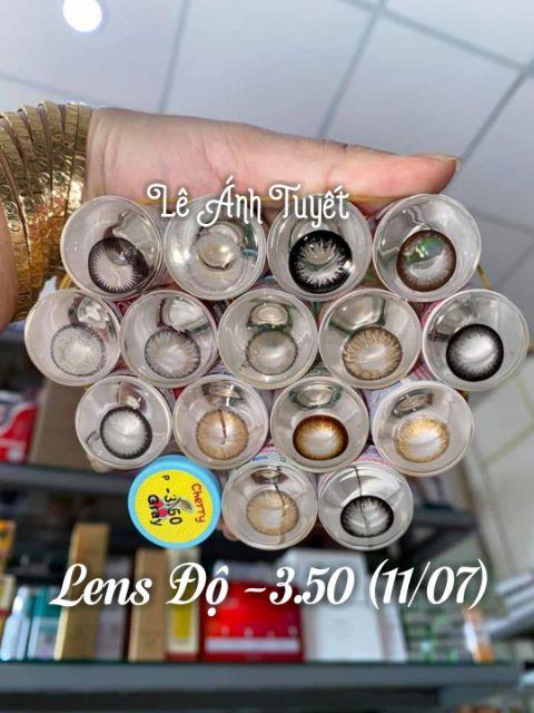 LENS ĐỘ (-3.00 đến -3.75) Thái Lan