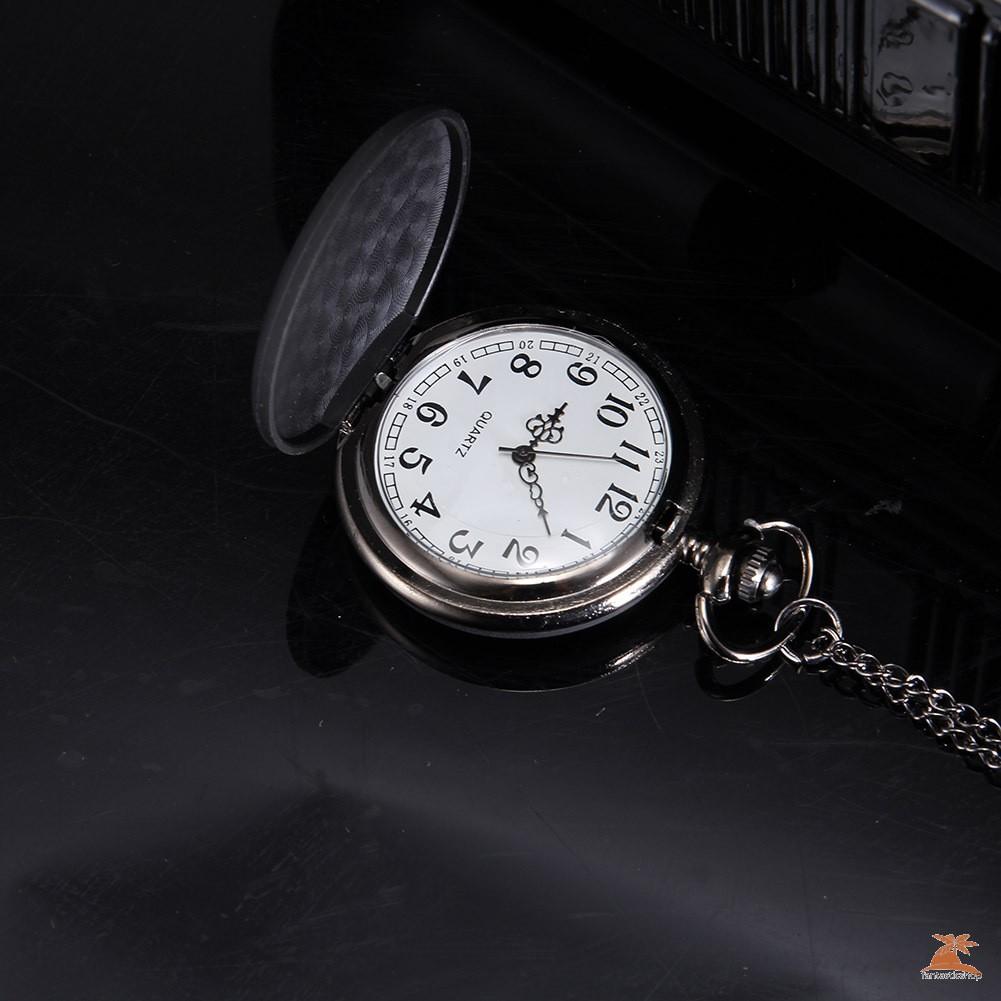 Đồng hồ bỏ túi kèm dây xích thời trang độc đáo