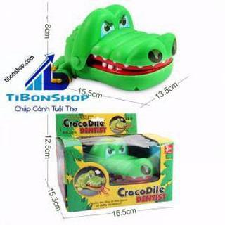 Khám răng cá sấu