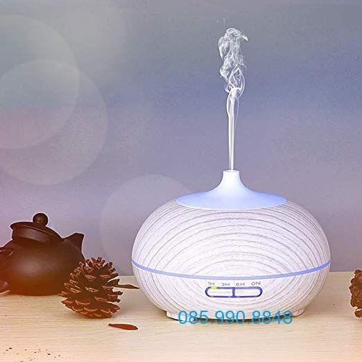 Máy xông tinh dầu [CỦA RẺ CỦA ÔI], máy phun sương 550ml - Hàng chính hãng bảo hành 12 tháng 1 đổi 1
