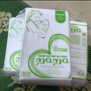 Combo 5 sản phẩm khăn vải khô đa năng mama 320 gram siêu tiết kiệm