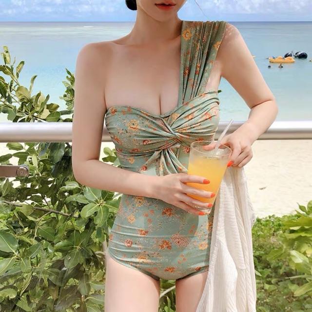 [HÀNG CÓ SẴN ] Bikini hoa cực xinh xắn quảng châu chất đẹp - Áo tắm nữ hàng xuất cực đẹp
