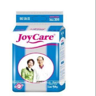 (BÁN SỈ 1 thùng) Tã dán người già JoyCare túi 11 miếng size M /L 50_80kg