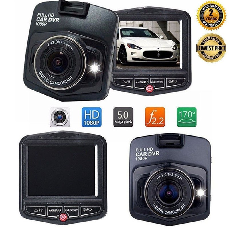 Camera hành trình chất lượng cao 1080P tiện lợi cho xe hơi